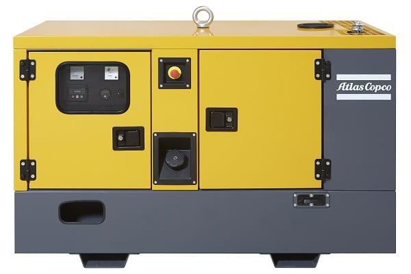 40Kva Road Tow Generator