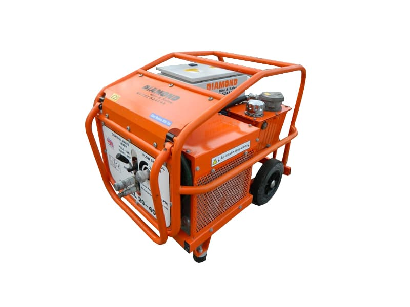 40 Litre 415v / 3 Phase Hydraulic Power Pack