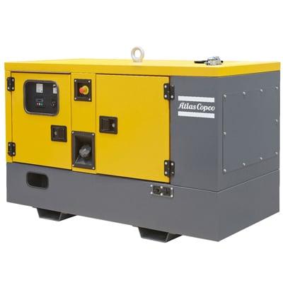 60Kva Road Tow Generator