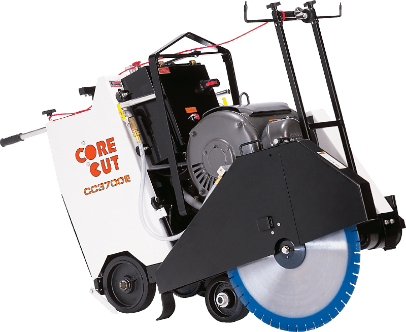 Large Electric Floor Saw
