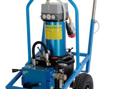 Heavy Duty Hydraulic Power Pack 415v 32amp