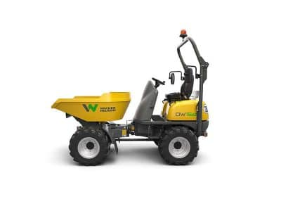 Zero Emission Wheel Dumper DW15e
