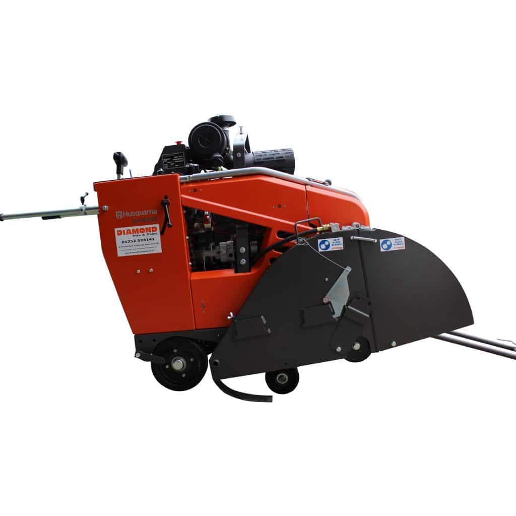 Intermediate Diesel Floor Saw
