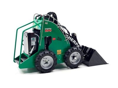 Sherpa 100 Eco Mini Loader