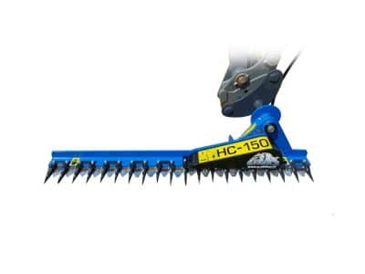 Slanetrac HC150 Hedge Cutter