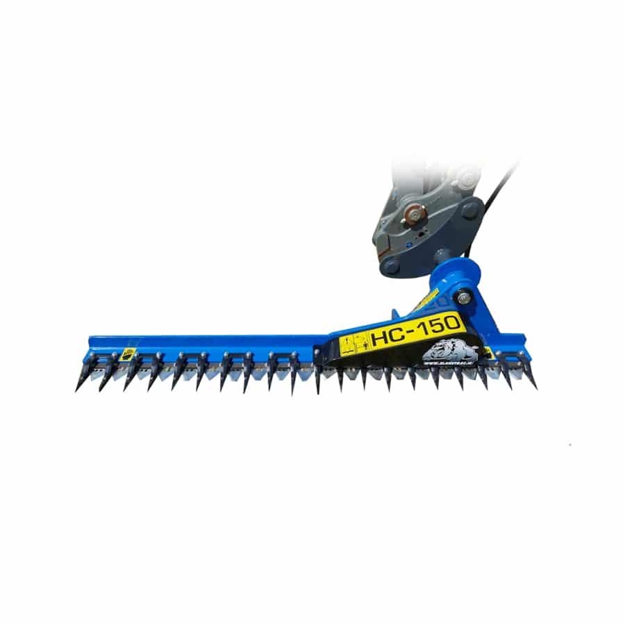Slanetrac HC150 Hedge Cutter