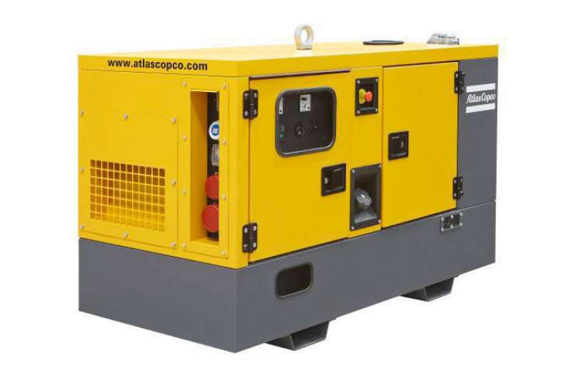 20Kva Road Tow Generator