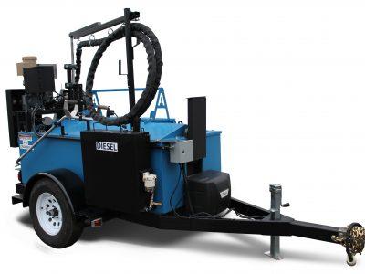Road Tow Diesel Bitumen Boiler