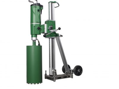 Bycon Diamond Drill Motor With Rig