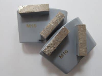 Diamond Tooling M16 Grit