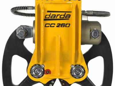 Darda CC260 Cruncher