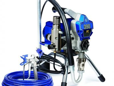 Graco Classic 390 Air Sprayer 110v