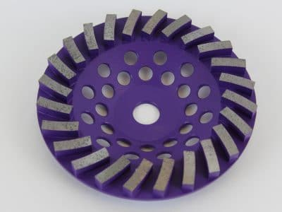180mm Diamond Cup Wheel