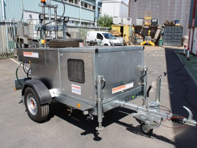 Trailer Mounted Diamond Drilling Rig 800mm