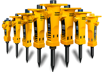 Brokk Attachments