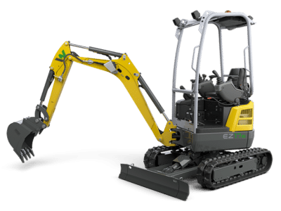 Wacker Nueson EZ17E Battery Digger